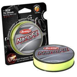 Nanofil Hi-Vis Chartreuse 0.15 mm 7.659 kg 125m