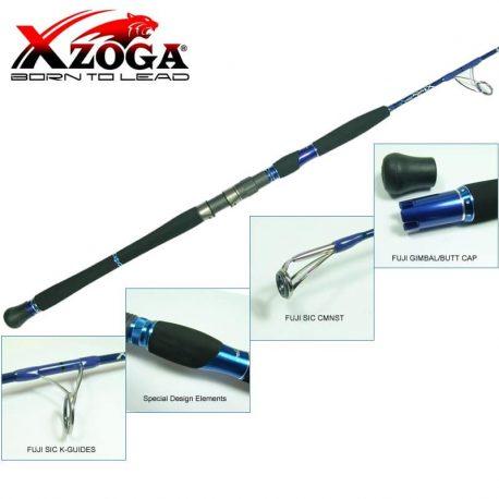 XZOGA-TAKA-SS-Spinning-versch-Modelle