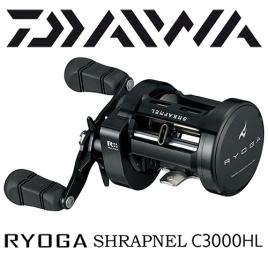 Daiwa Ryoga Shrapnel C3000HL