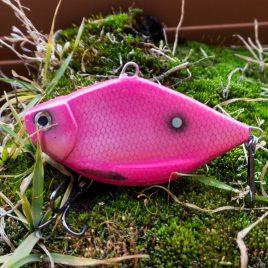 Fishmagnet Bream Cat 90gr 95mm Pink vertikális harcsa wobbler Varga Vili ajánlásával