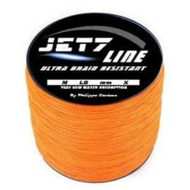 Jet7line 16x – 0.50mm 400m 49.9kg fluo narancs