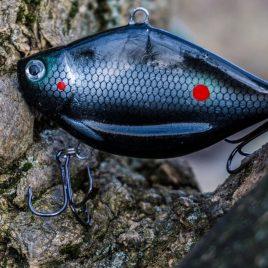 Fishmagnet Bream Cat 90gr 95mm Black vertikális harcsa wobbler Varga Vili ajánlásával