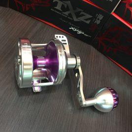 XZOGA * TXZ REEL TX-S 31PG – LEFT – silver