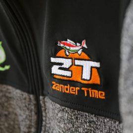 """ZT hímzett softshell jacket """"2XL"""""""