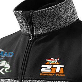 ZT softshell hímzett jacket