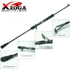 XZOGA Black Buster-X SF5868 23KG Casting