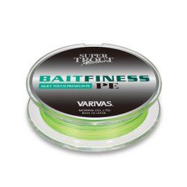 Varivas SUPER TROUT ADVANCE BAIT FINESS PE 8X 120m 5.5lb GREEN FLUO PE0.3