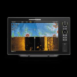 Humminbird SOLIX 10 CHRIP Mega SI GPS