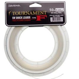DAIWA Tournament S.W. Shockleader Fluoro 50m 0.60mm 22.4kg 50.0lbs