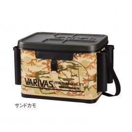 Varivas Tackle Bag 40cm (bottartóval) – Sand Camo