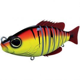 Biwaa SEVEN 4″ color 14 Red Tiger