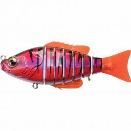 Biwaa SEVEN 4″ color 35 Ruby Tiger