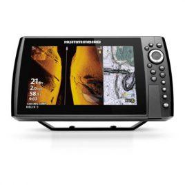 Humminbird Helix 10 CHIRP Mega SI+ (plus) GPS G3N