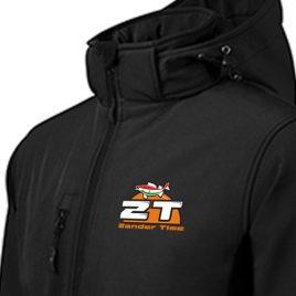 ZT softshell hímzett kabát 2020