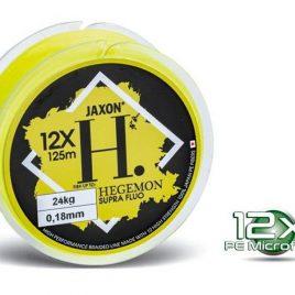 Jaxon HEGEMON SUPRA 12X FLUO YELLOW 125M