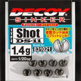 Decoy DS-11 Sinker Type Shot