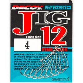 Decoy JIG12 Fine Wire