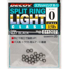 Decoy R-1 Split Ring Light Class Black