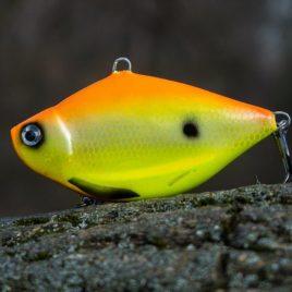 Fishmagnet Neo Cat 50gr 70mm Orange vertikális harcsa wobbler Varga Vili ajánlásával