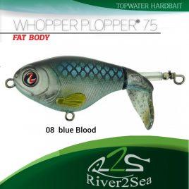 River2Sea Whopper Plopper 75 – Color 08 Blue Blood