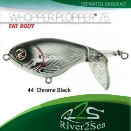 River2Sea Whopper Plopper 75 – Color 44 ChromeBlack