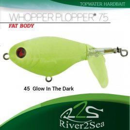 River2Sea Whopper Plopper 75 – Color 45 Glow in the Dark