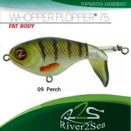 River2Sea Whopper Plopper 75 – Color 09 Perch