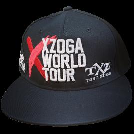 XZOGA World Tour sapka