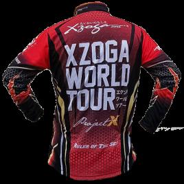 XZOGA World Tour hosszú ujjú póló