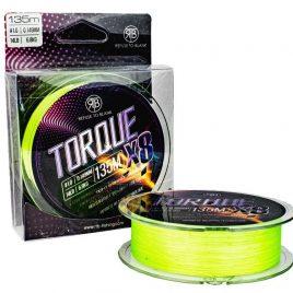 RTB Torque X8 Chartreuse 135m | #0.6 | 0.108mm | 10lb | 4.6kg
