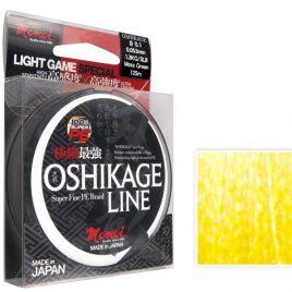 Momoi Oshikage Fluo Yellow 0.053mm – 125m