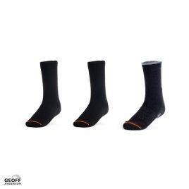 2 x Liner zokni & 1 x Reboot Zokni
