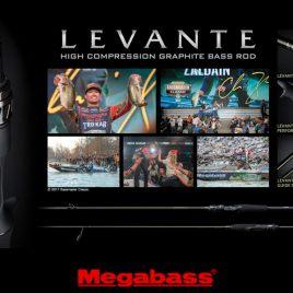 Megabass LEVANTE (2019) F1-63LVS
