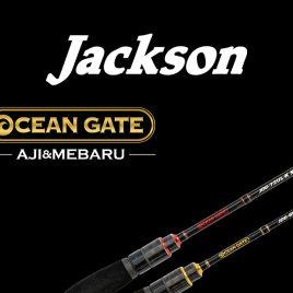 Jackson OCEAN GATE AJI&MEBARU JOG-76L-K MB