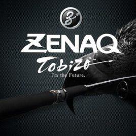 ZENAQ TOBIZO TC80-200G for Trevally