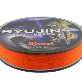 Momoi Ryujin PE8x Orange – 0.16mm 11kg | 150m
