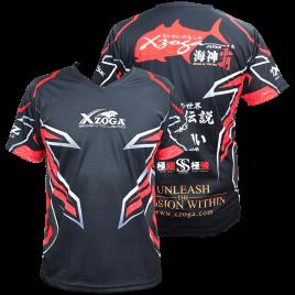 XZOGA Short VN MF Sport X-SS rövid ujjú póló